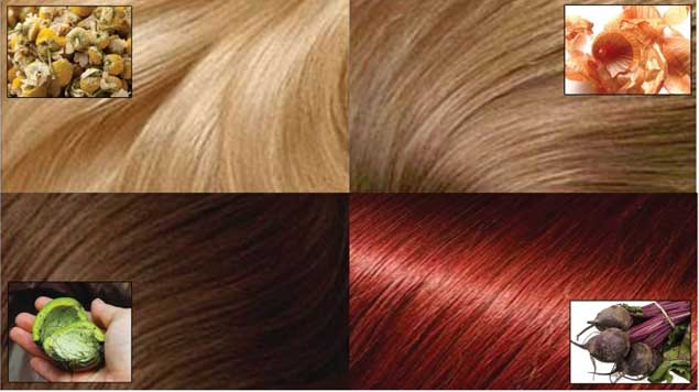 Naturally Colorize You Hair Without Chemicals