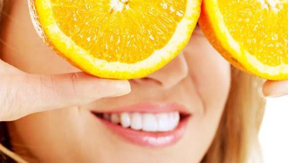 Increased Intake of Vitamin C May Protect Against Cataract