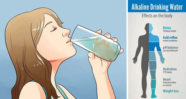 A Glass of Alkaline Water Every Morning Will Prevent You From Many Diseases