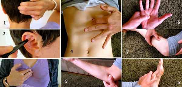 8 Pressure Points that Will Reduce Your Stress in Seconds