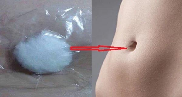 You Wont Believe Putting This in Your Navel Will Help You With Colds The Flu Cough Abdominal and Menstrual Pain