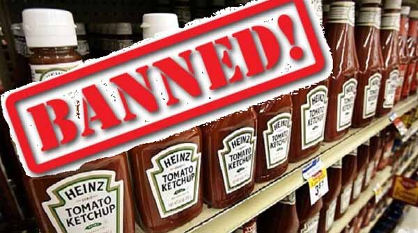 Heinz Ketchup Banned Here is Why You Should Avoid It Video
