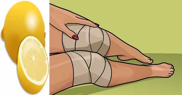 Here is How to Use Lemon to Get Rid of Knee Pain At Home