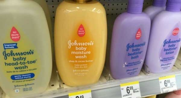 Johnson Johnson Finally Admits Our Baby Products Contain Cancer Causing Ingredients